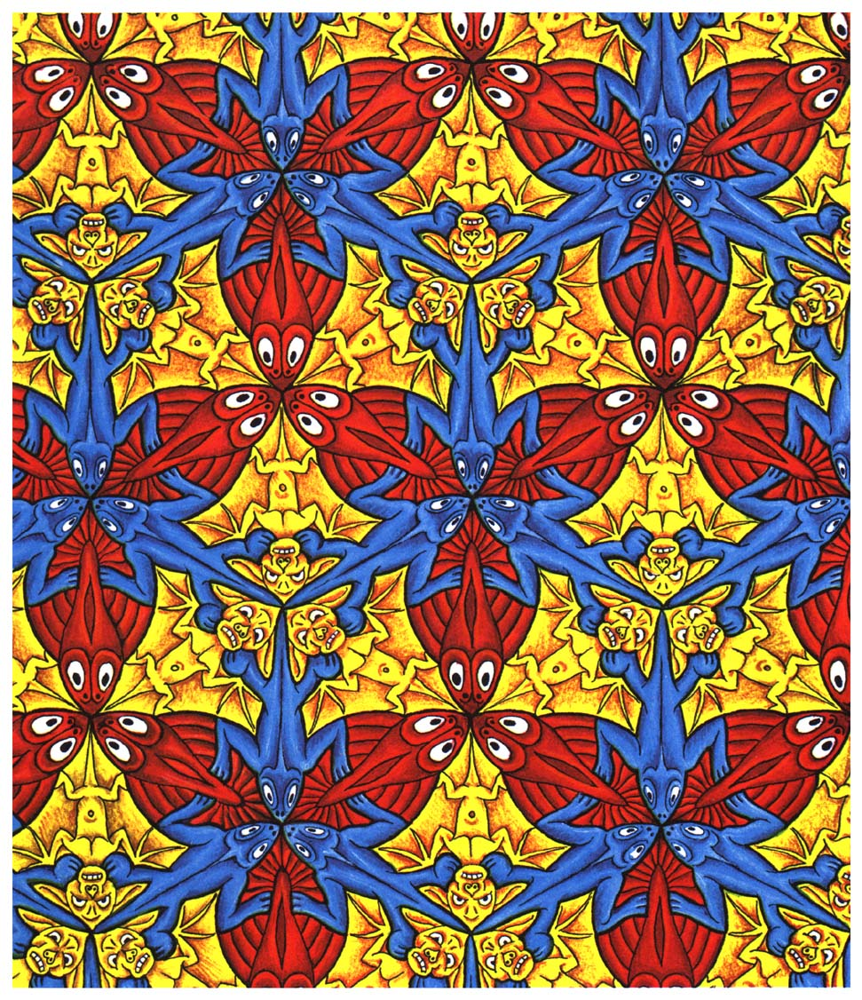 Tessellations on Printable Tessellations